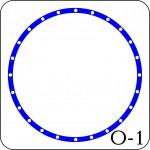 Окантовка для печати О-1