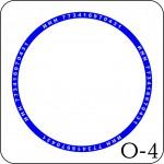 Окантовка для печати О-4