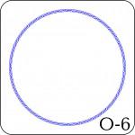 Окантовка для печати О-6