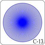Сетка для печати С-13