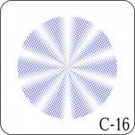Сетка для печати С-16