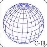 Сетка для печати С-18