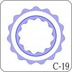 Сетка для печати С-19