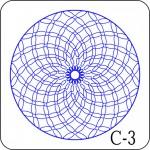 Сетка для печати С-3