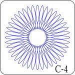 Сетка для печати С-4