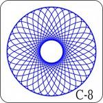 Сетка для печати С-8
