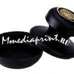 Простая пластиковая оснастка для печати диаметр 40-42 мм.